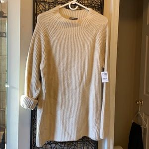Charlotte Russe funnel neck sweater
